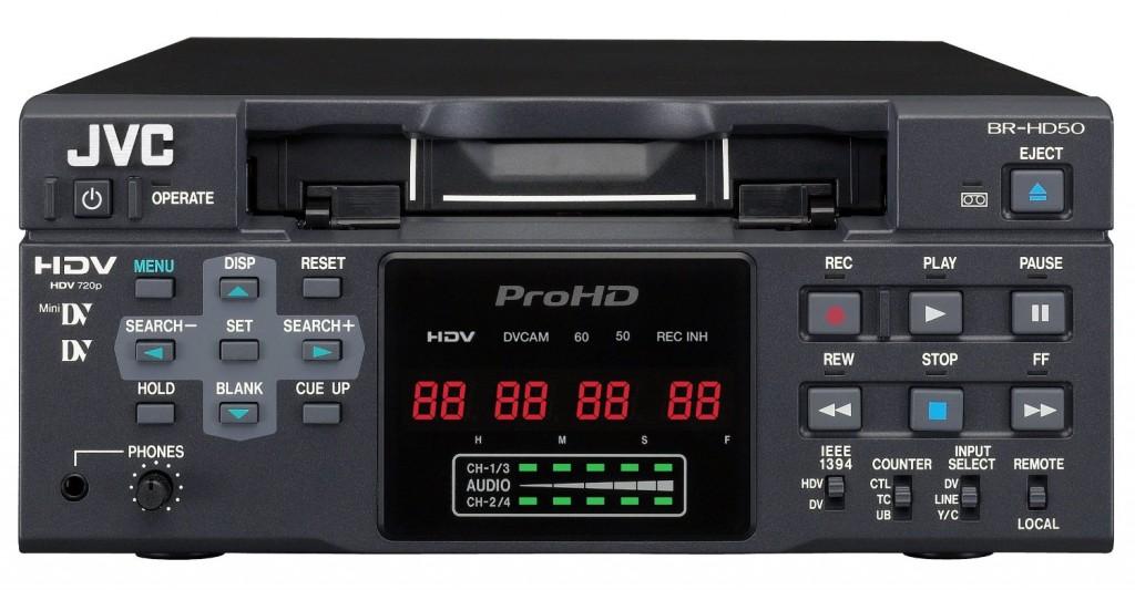 JVC BR-HD50E