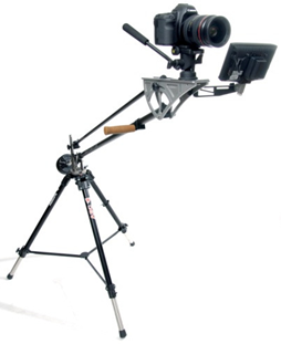 camera crane dslr light jib