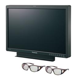 Monitor LCD professionale per il 3D